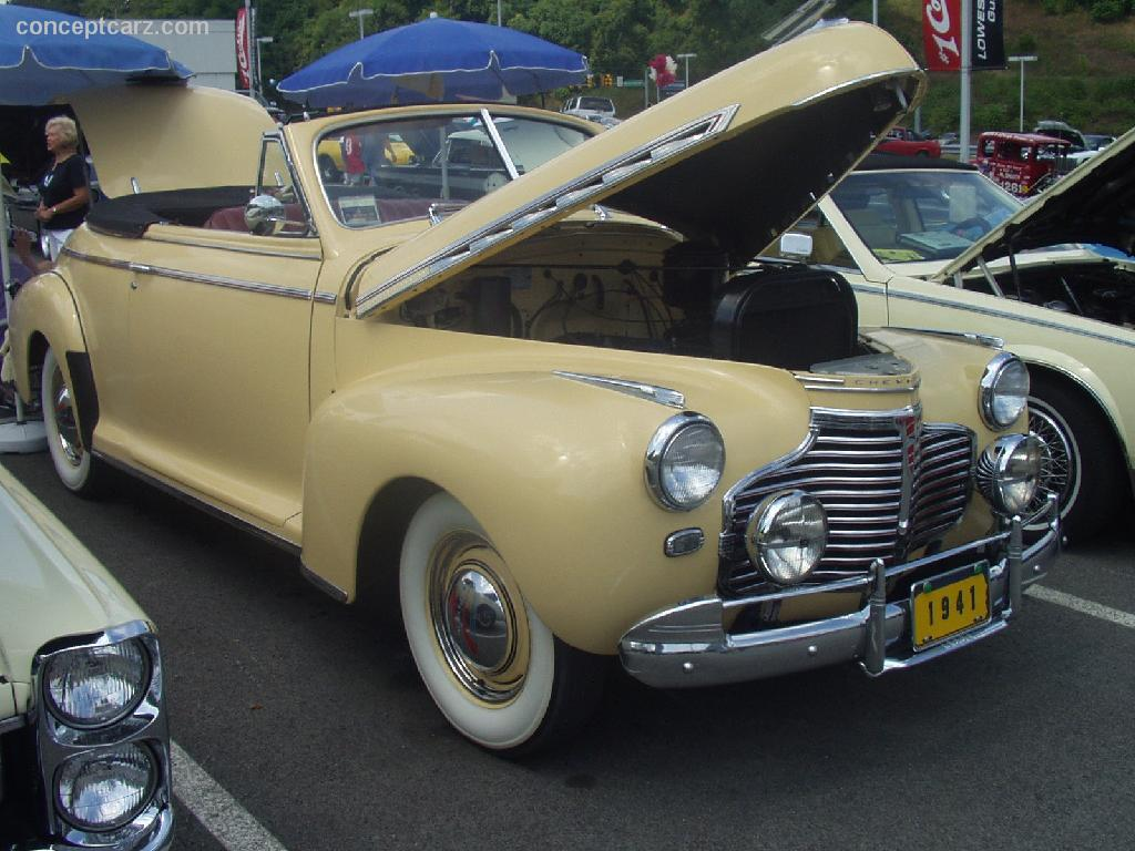 1942 Dodge Business Coupe 1941 Plymouth