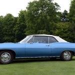 1967 Chevrolet Impala Series Conceptcarz Com