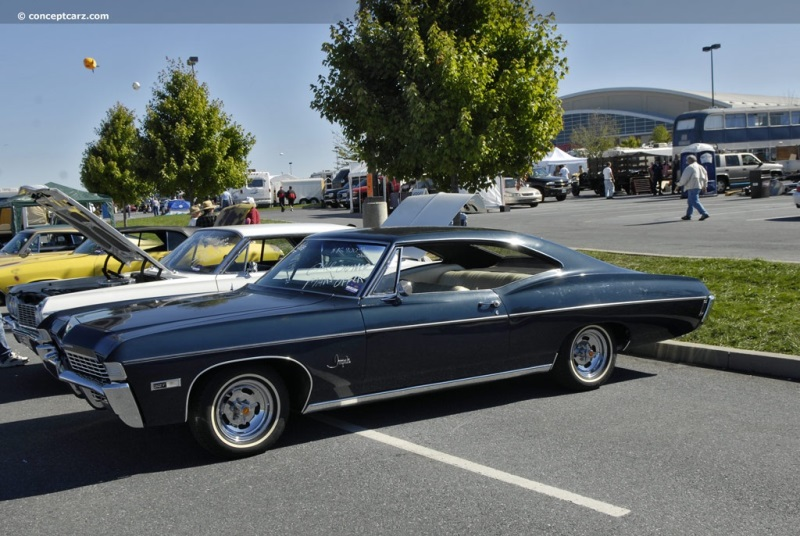1968 Chevrolet Impala Series History  Pictures  Value  Auction Sales     Chevrolet Impala Series pictures and wallpaper