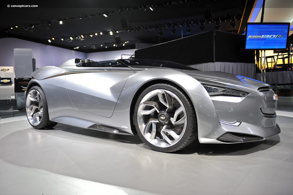 2011 Chevrolet Miray Concept News And Information