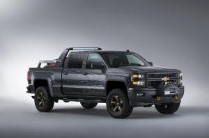 2014 Chevrolet Silverado Black Ops Concept News and Information, Research, and History