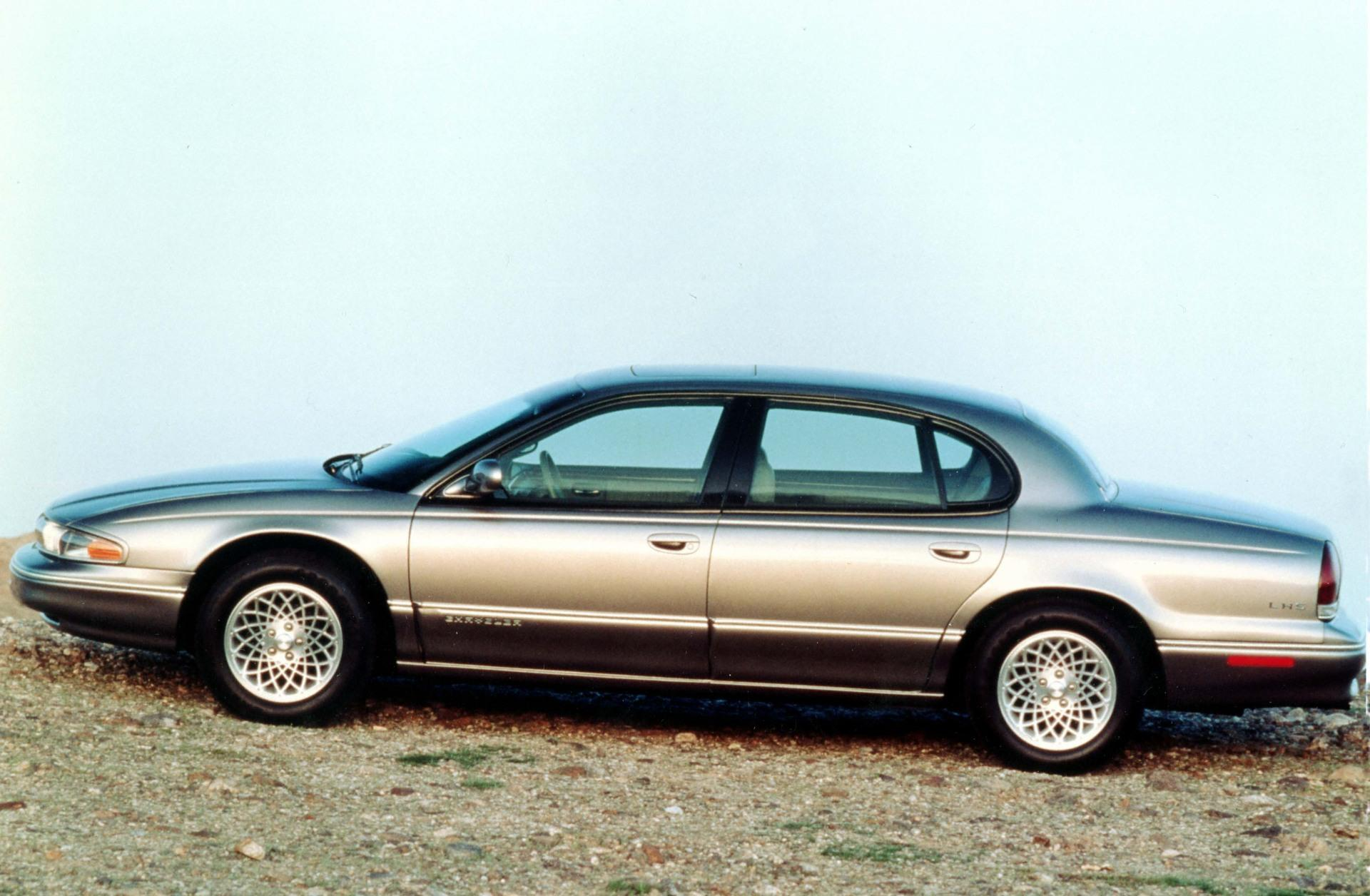Chrysler Lhs Pictures History Value Research News