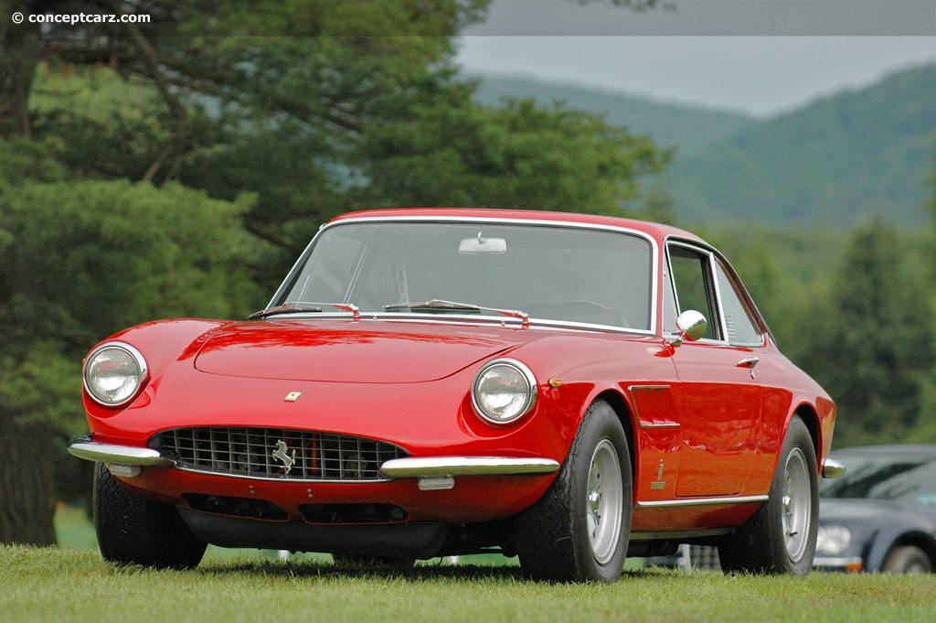 1968 Ferrari 330 Conceptcarz Com