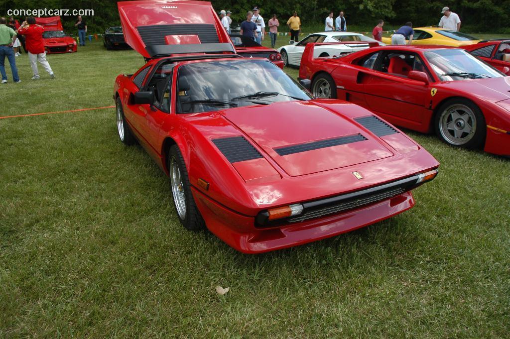 1986 Ferrari 308 GTS Image