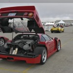 The First Production Car To Hit 200mph The 1987 Ferrari F40