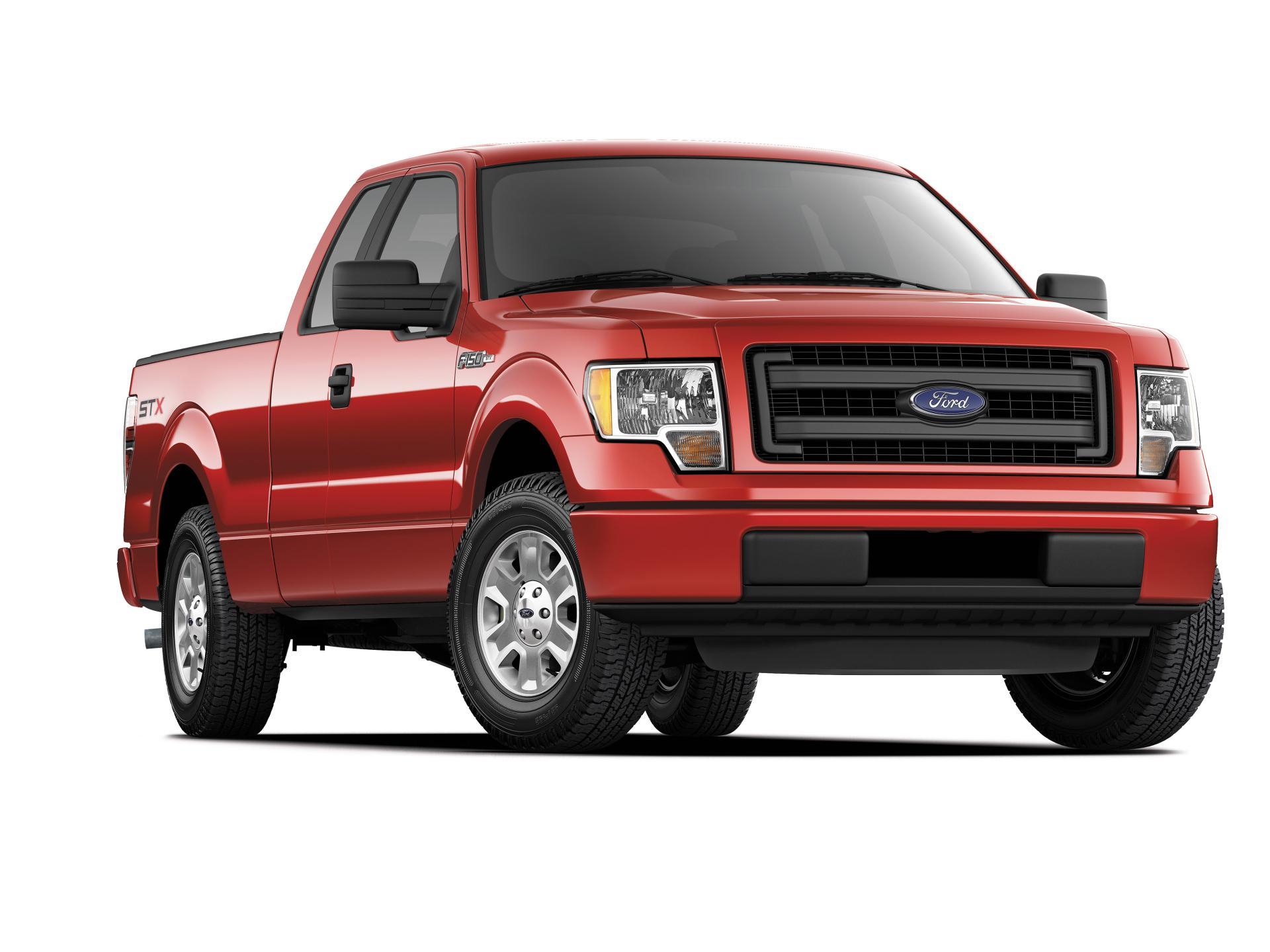 Pick 150 2014 Ford F