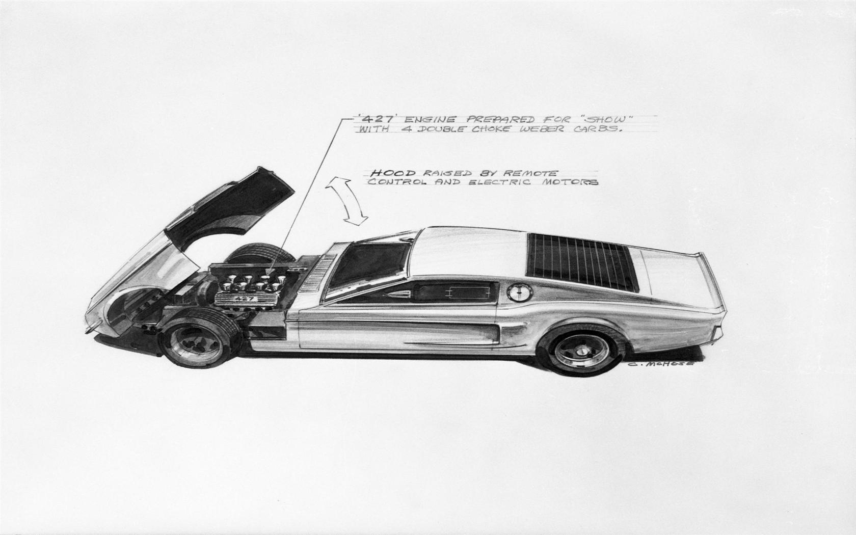 Ford Mustang Mach 1 Concept Images Photo 66 Ford Mustang Mach 1 Concept Image 02