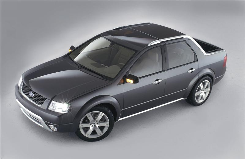2003 Ford Freestyle FX Concept Image Photo 21 Of 59