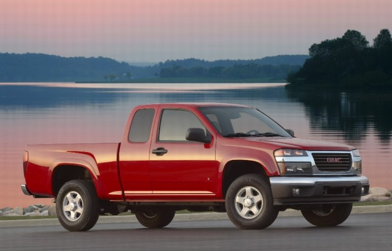 2007 GMC Canyon History  Pictures  Value  Auction Sales  Research     2007 GMC Canyon