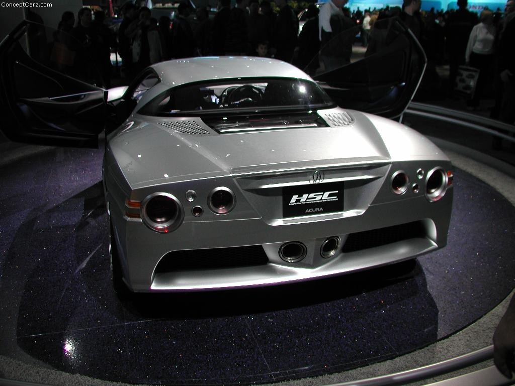 2003 Acura HSC Concept Image Httpswwwconceptcarzcom