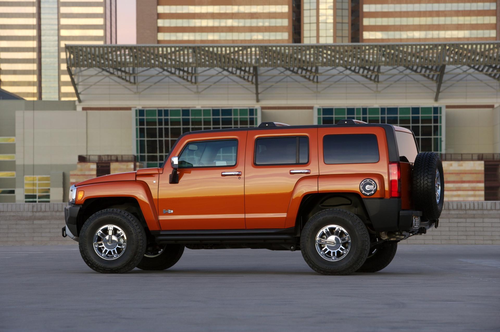 2010 Hummer H3 conceptcarz