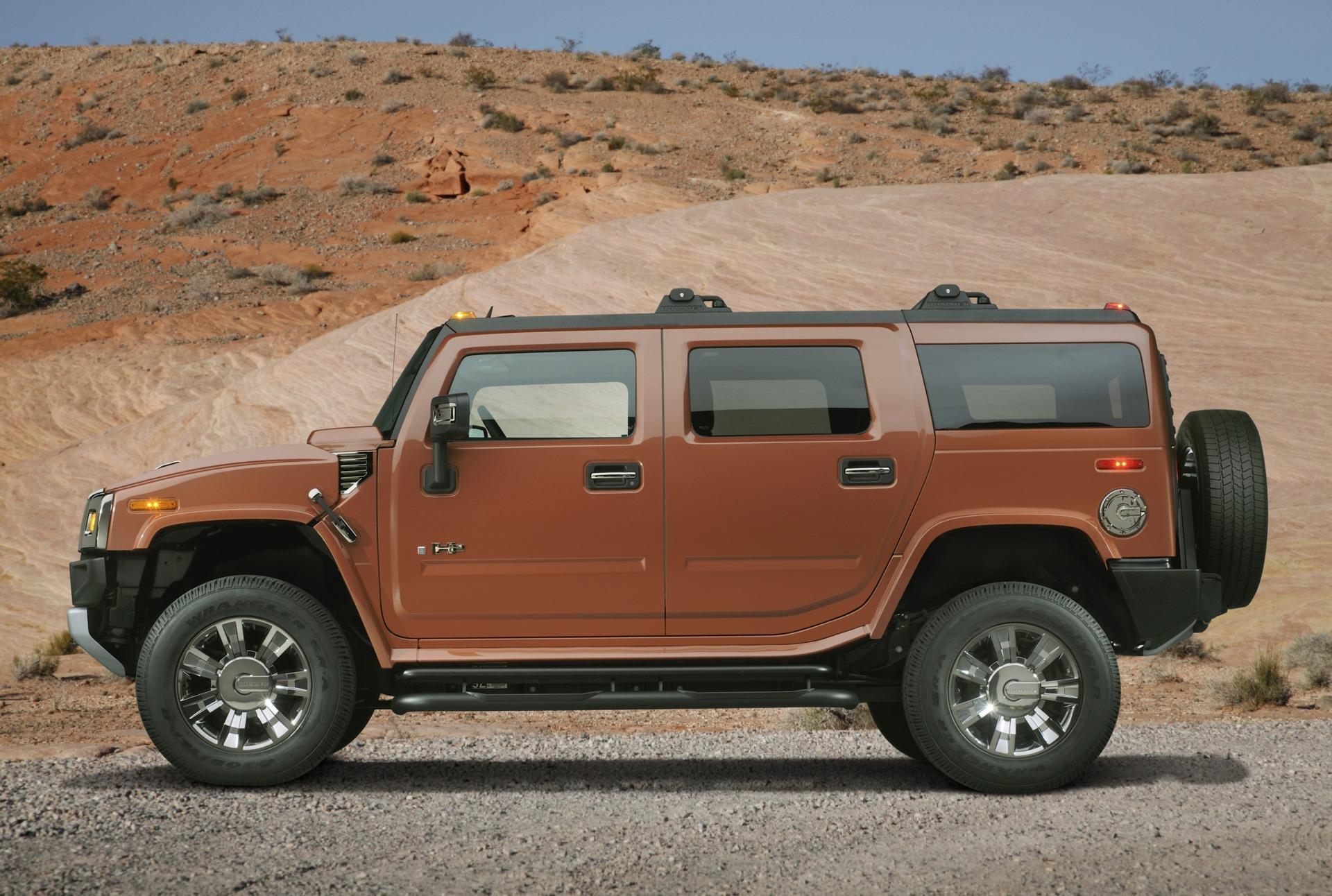 2009 Hummer H2 conceptcarz
