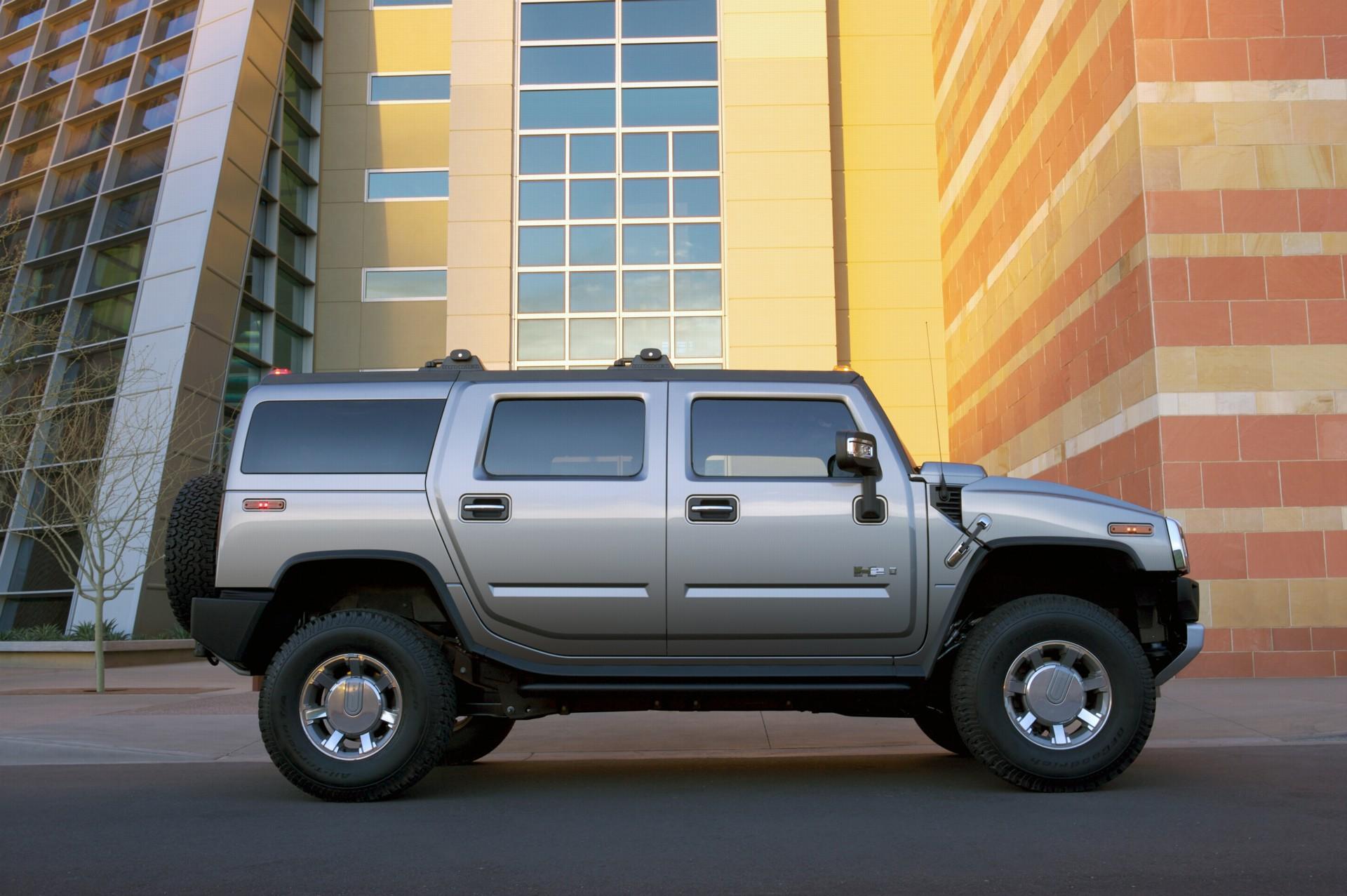 2008 Hummer H2 conceptcarz