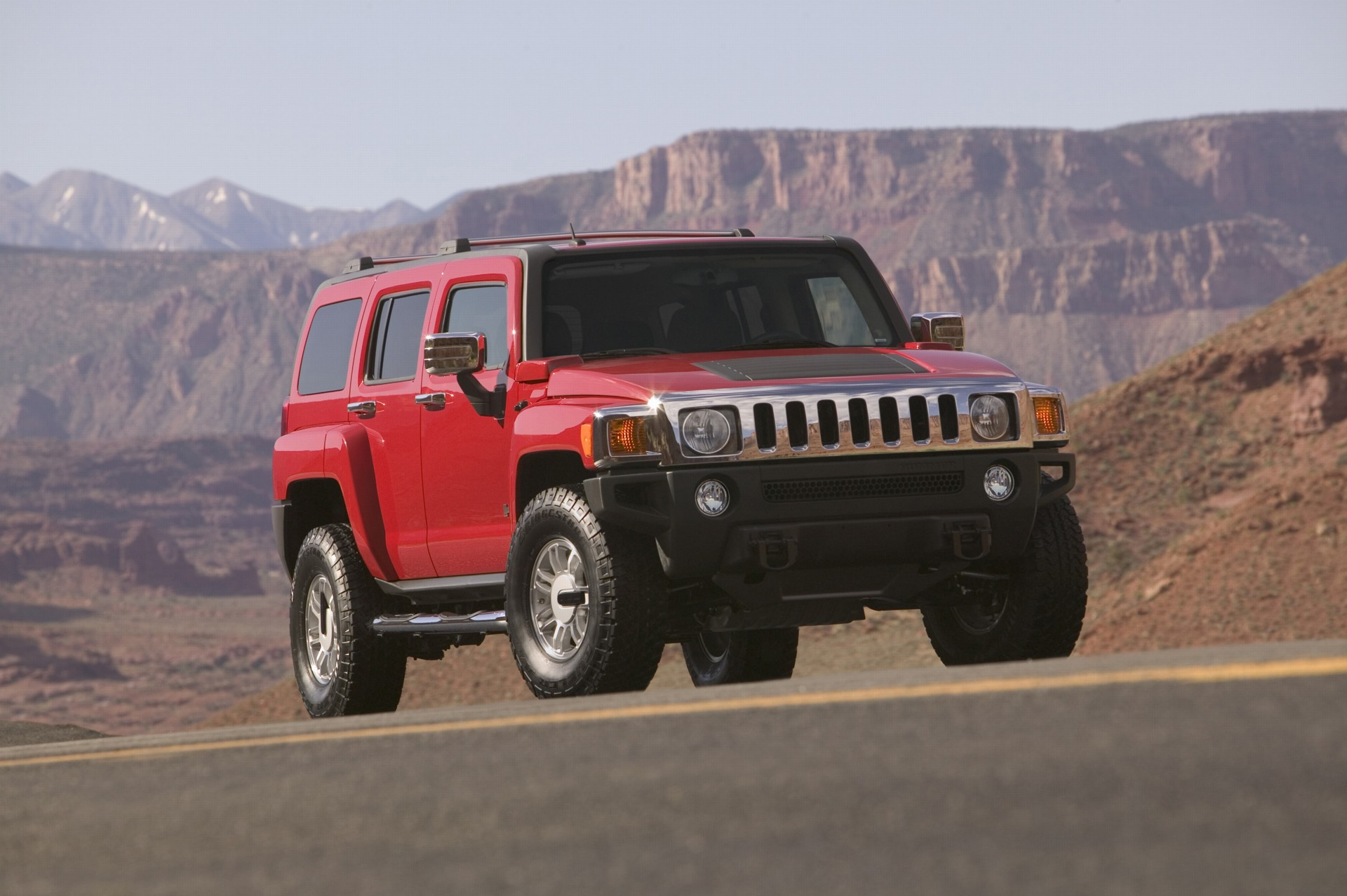 2007 Hummer H3 History Value Research News