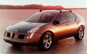 2000 Hyundai CrossTour Concept History, Pictures, Value ...