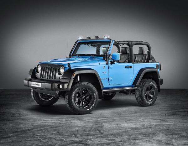 2017 Jeep Wrangler Mopar ONE News and Information