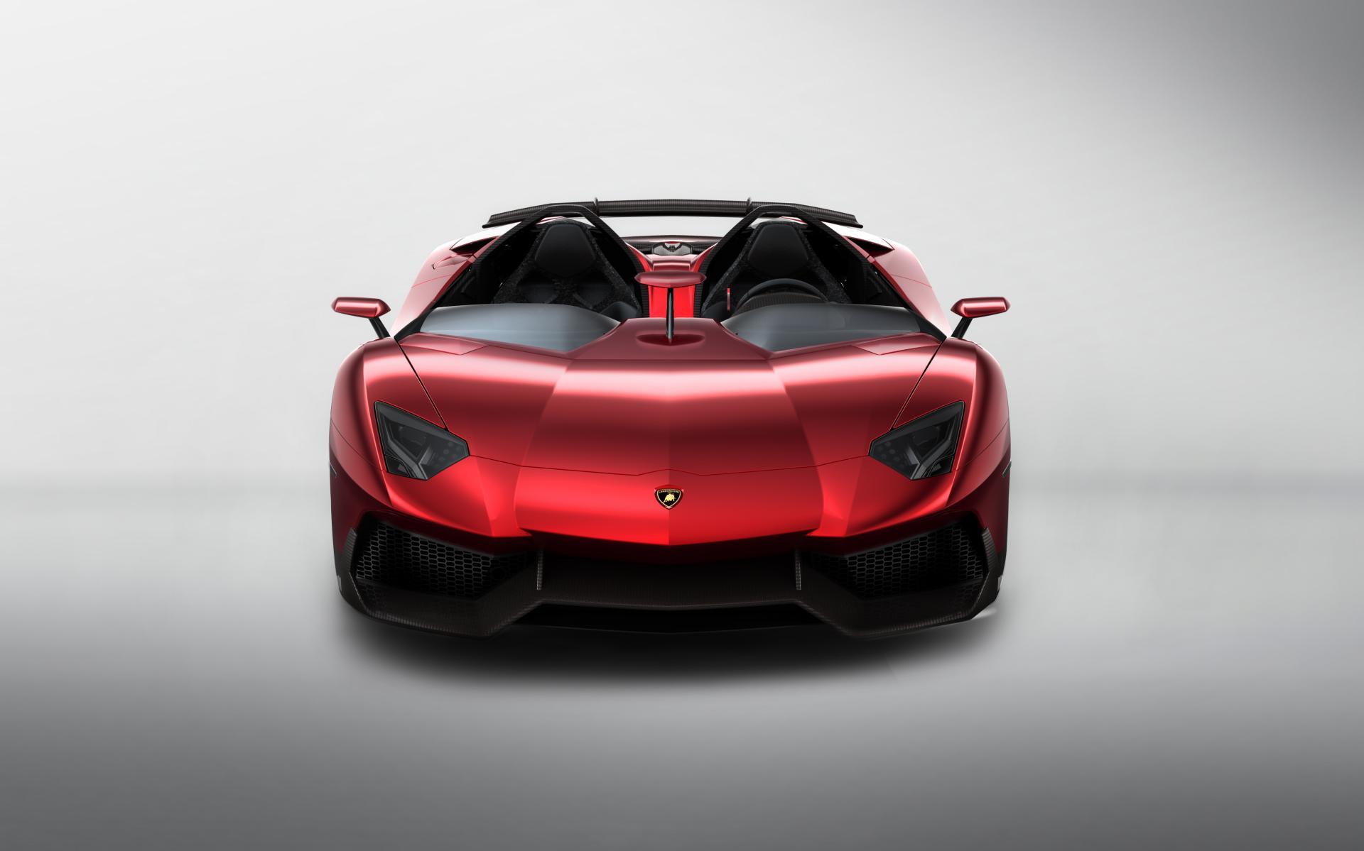 2012 Lamborghini Aventador J News And Information