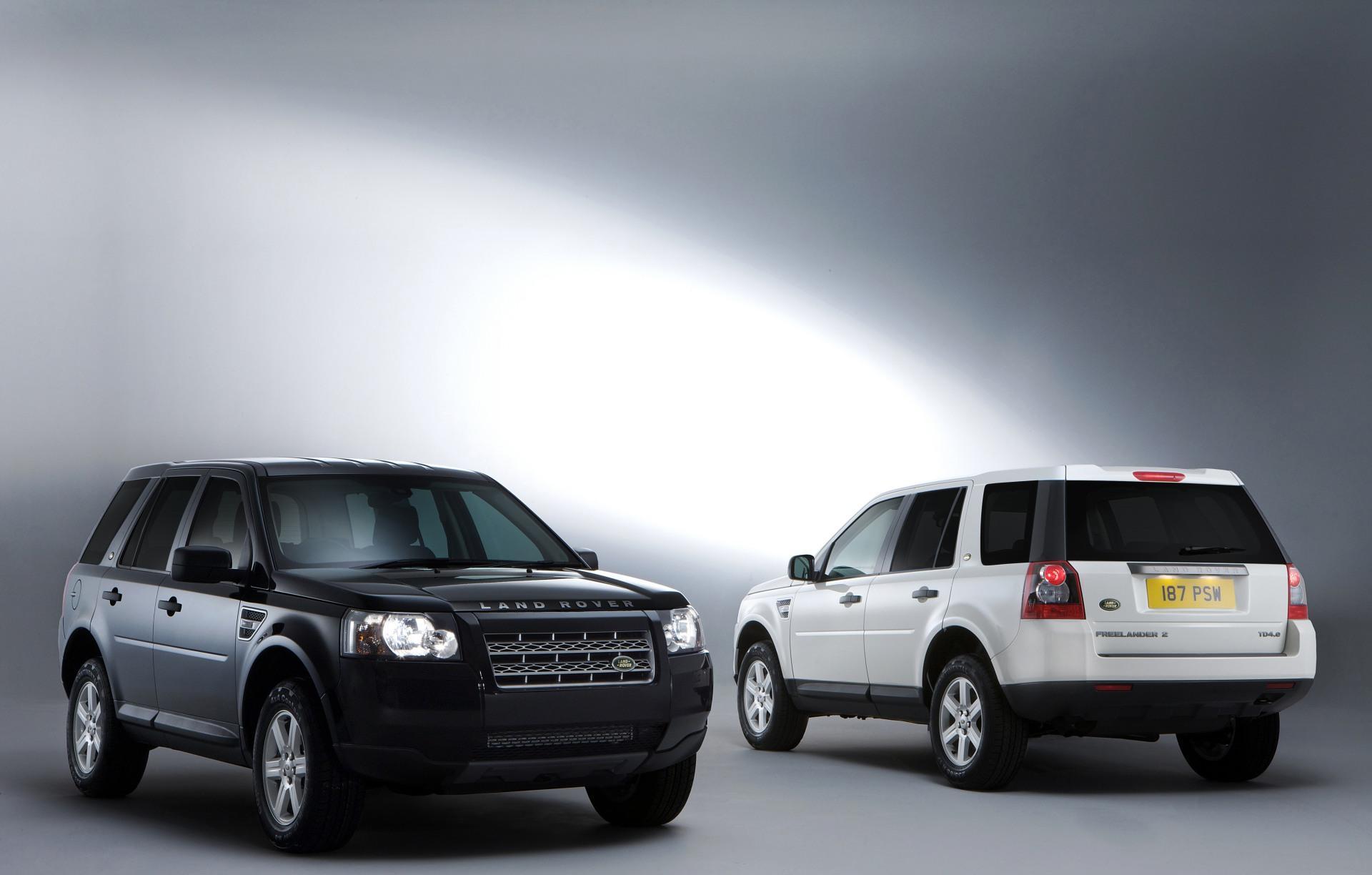 2010 Land Rover Freelander 2 White & Black Edition conceptcarz
