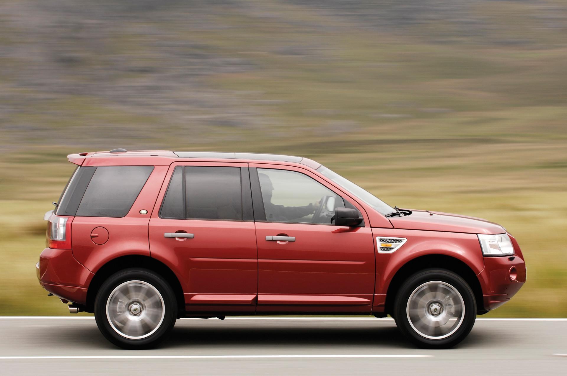 2010 Land Rover LR2 conceptcarz