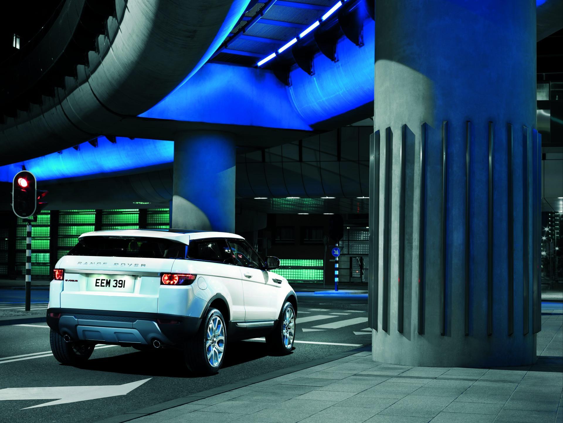 2011 Land Rover Range Rover Evoque conceptcarz