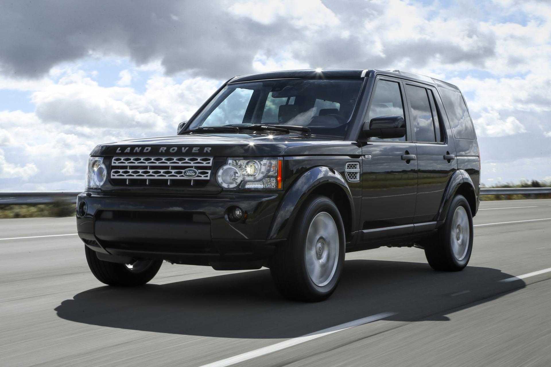 2013 Land Rover LR4 conceptcarz