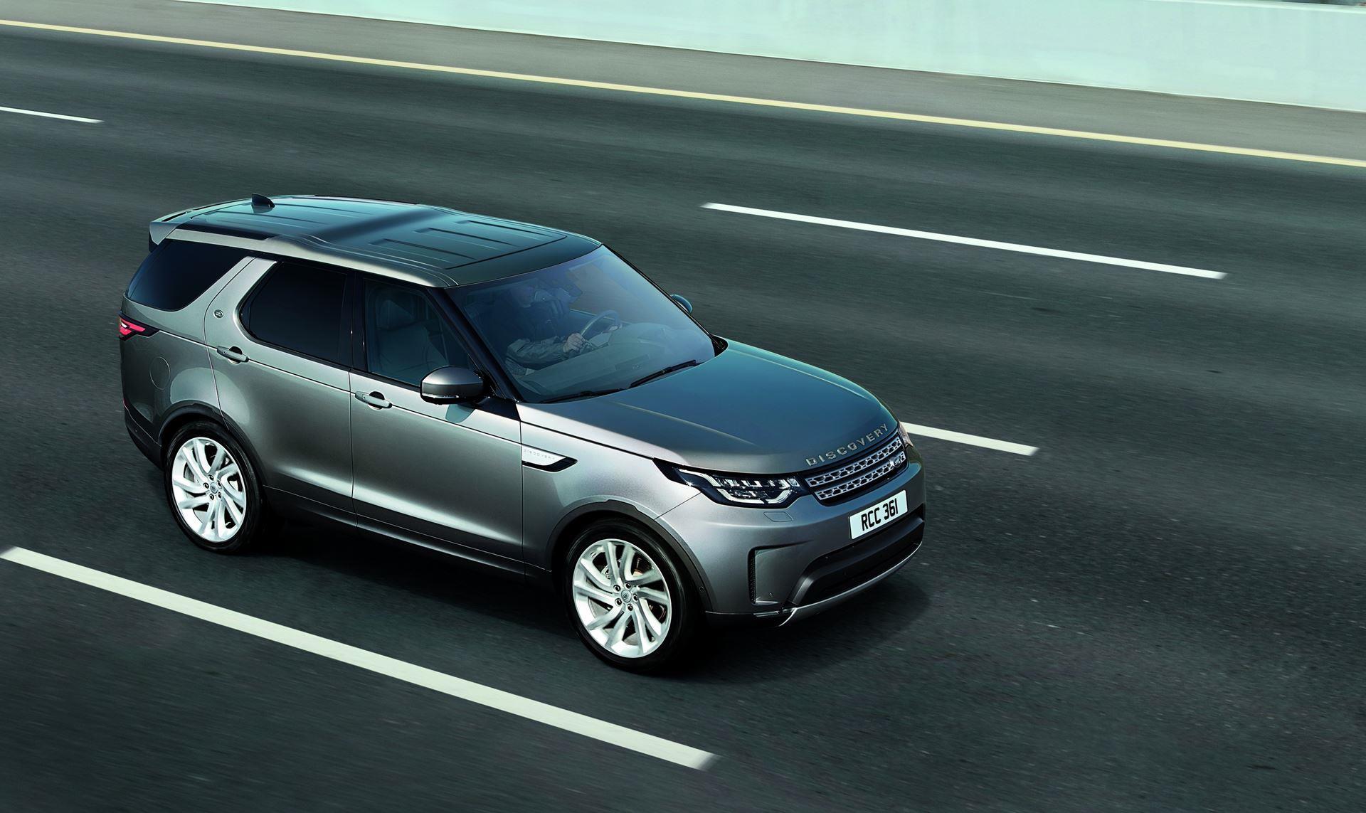 2017 Land Rover Discovery mercial conceptcarz