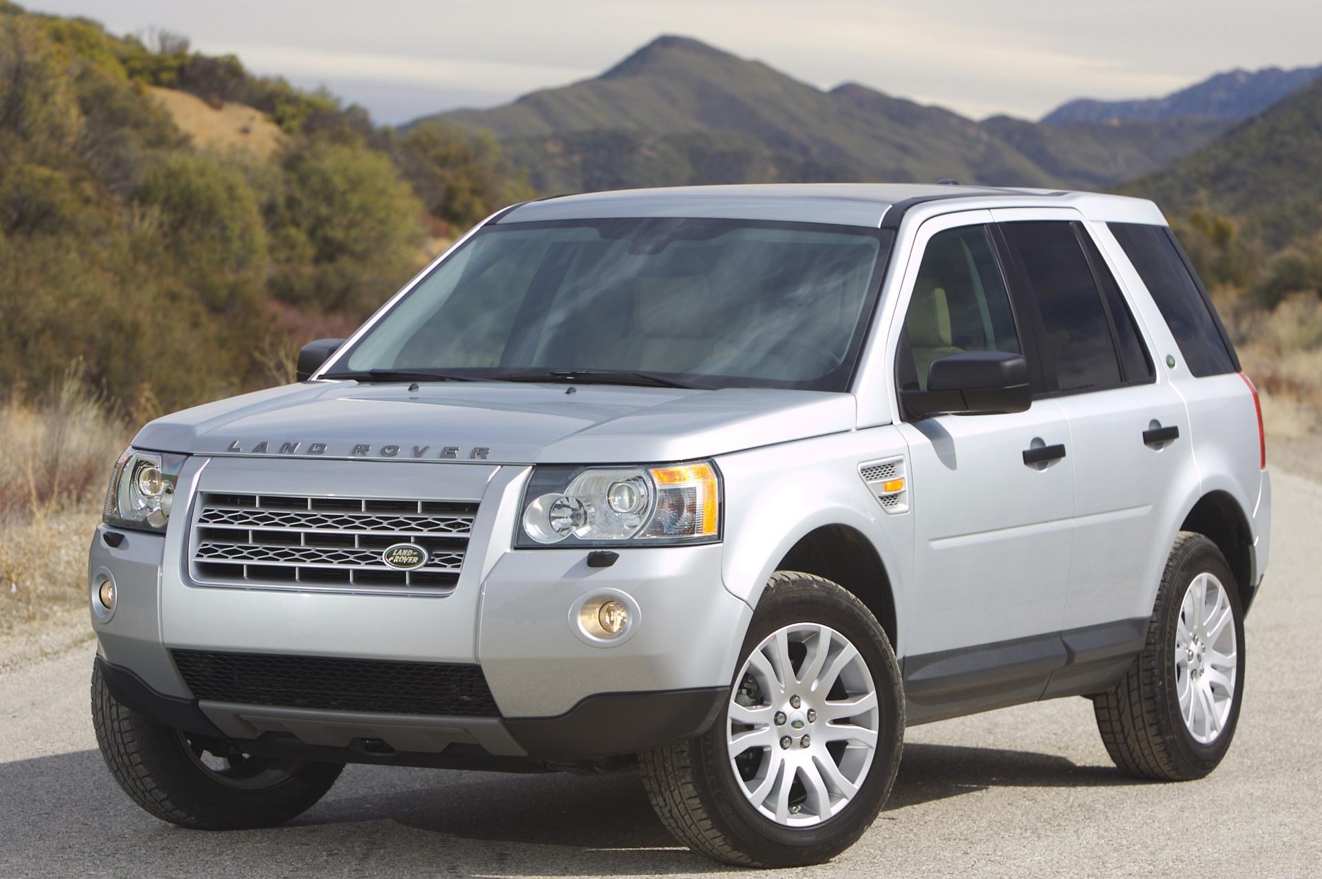2009 Land Rover LR2 conceptcarz