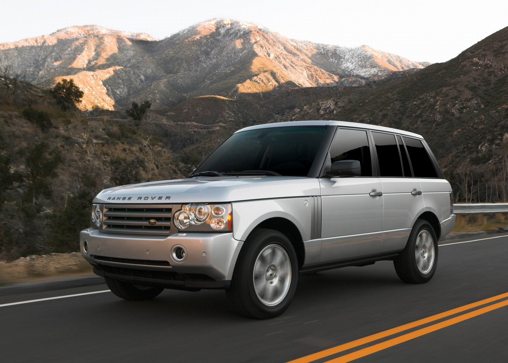 2007 Land Rover Range Rover History Value Research