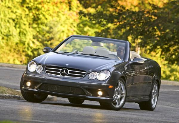 2009 MercedesBenz CLKClass conceptcarzcom