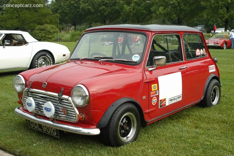 1969 Morris Mini Cooper Image Photo 19 Of 25