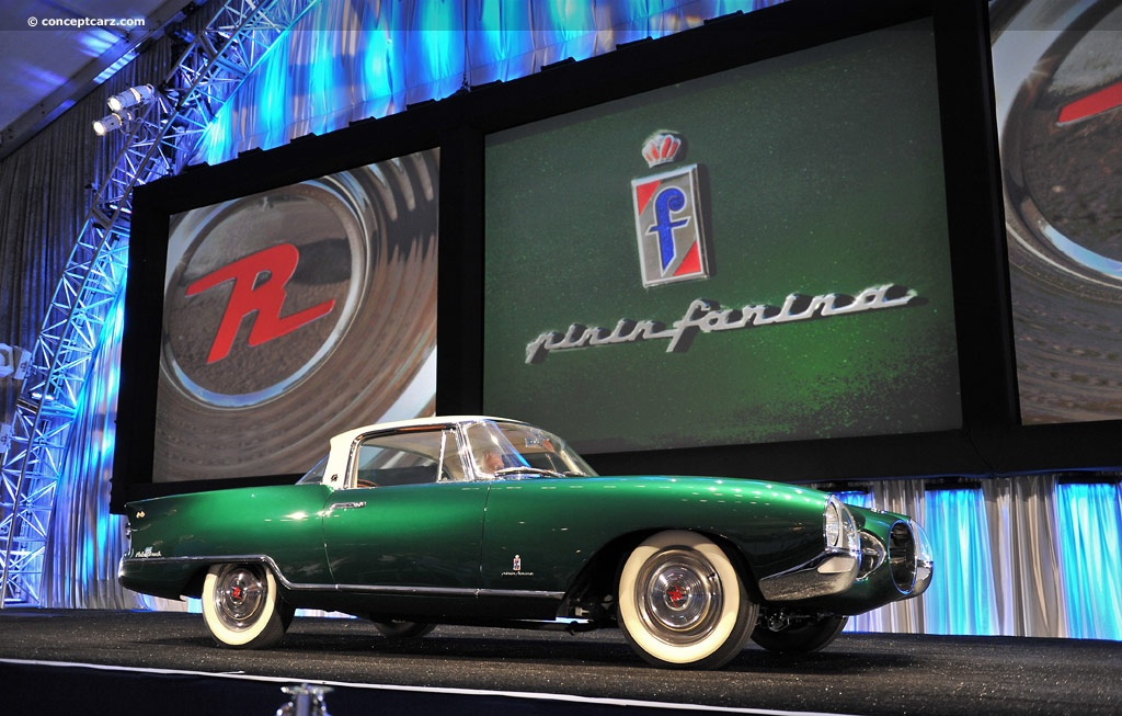 1956 Nash Rambler Palm Beach Concept Conceptcarz Com