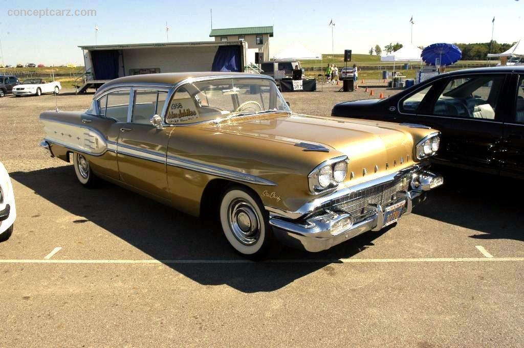 1958 Pontiac Star Chief Series 28 Pictures History Value