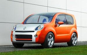 2008 Renault Kangoo Compact Concept News and Information ...