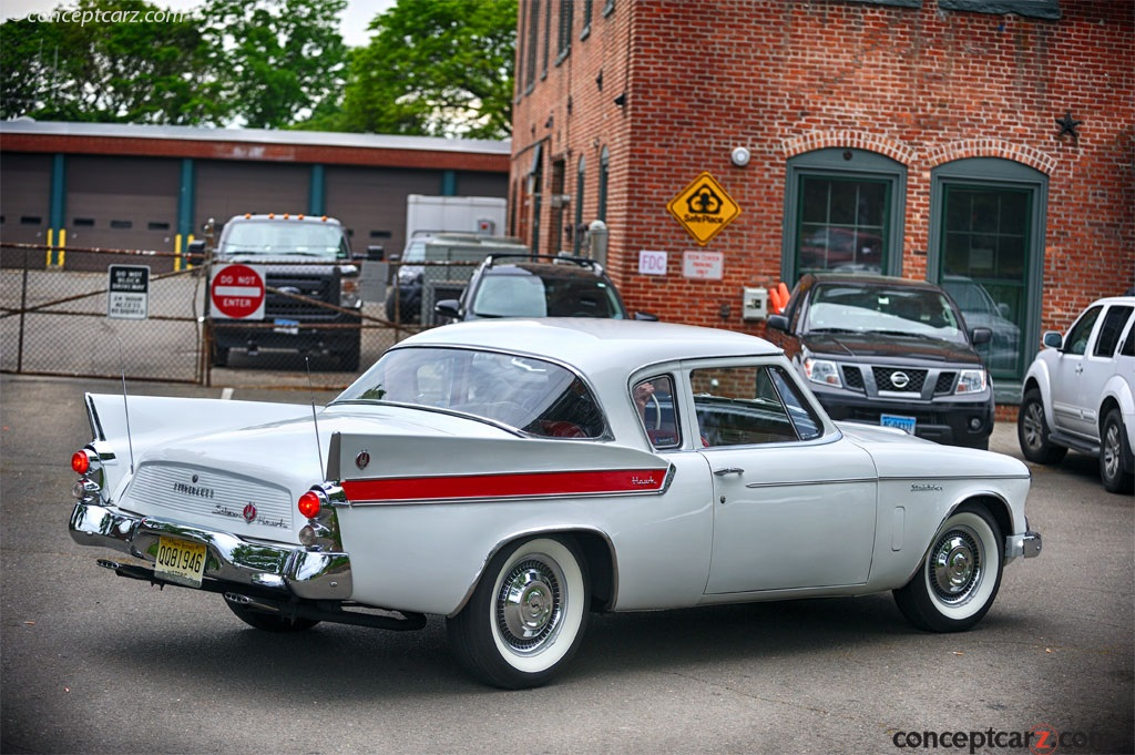 Auction Results and Sales Data for 1961 Studebaker Hawk 1961 Studebaker Hawk