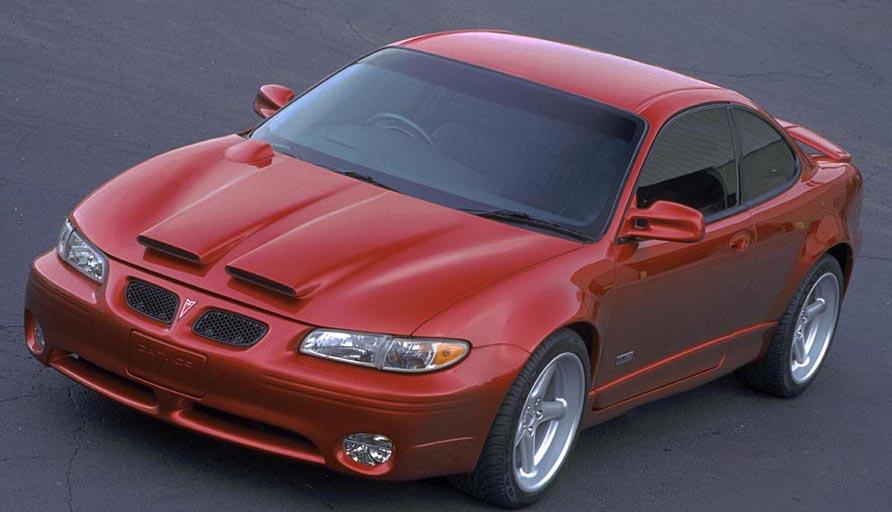 2000 Pontiac Grand Prix History Pictures Sales Value