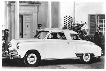 1947 Studebaker Champion Starlight Coupe Conceptcarz Com