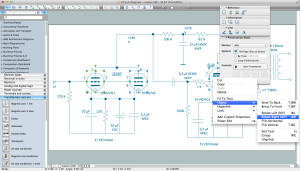 Circuits and Logic Diagram Software