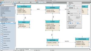 ER Diagram Programs for Mac | Professional ERD Drawing