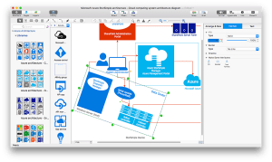 Creating an Azure Architecture Diagram | ConceptDraw HelpDesk