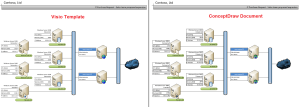 ConceptDraw Samples | Visio Replacement
