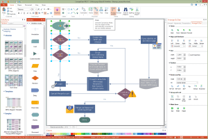 Business Process Workflow Diagrams Solution | ConceptDraw