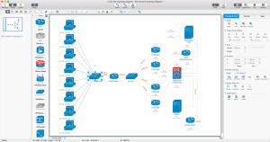 Cisco Network Diagrams Solution | ConceptDraw