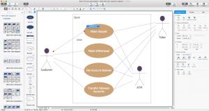 ATM UML Diagrams Solution | ConceptDraw