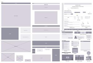 Website Wireframe Solution | ConceptDraw