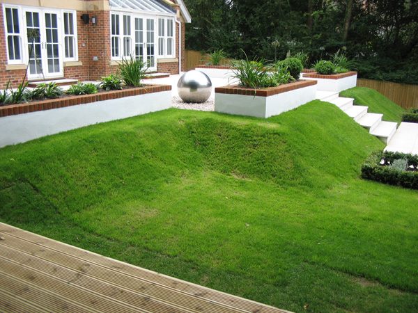 Concept Gardens Design projects - garden design and garden ... on Split Garden Ideas id=87361
