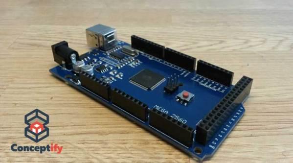 Carte MEGA 2560 pour Imprimante 3D-01