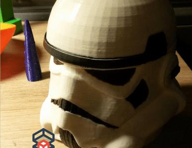 Buste de Stormtrooper
