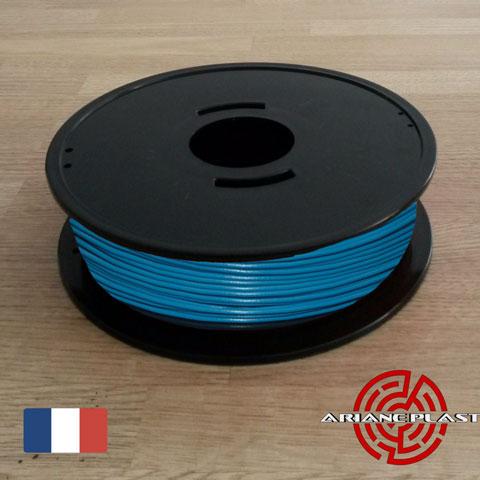 Filament Arianeplast Bleu Ciel pour Imprimante 3D fabriqué en France
