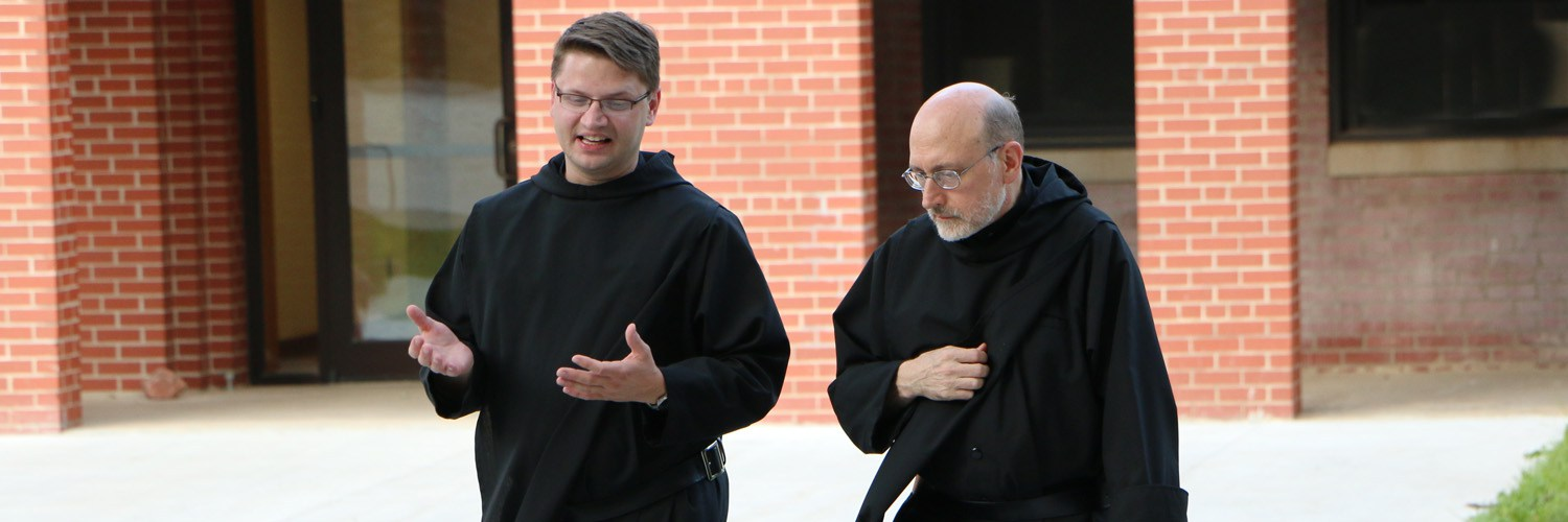 What Is Monastic Life For A Catholic Monk? - Conception Abbey