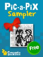 Pic-a-Pix Sampler
